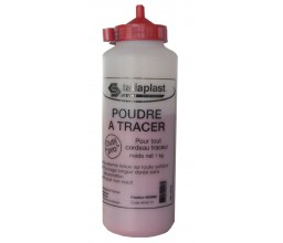 POUDRE TRACANTE ROUGE 1KG