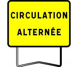PANNEAU CIRCULATION ALTERNEE